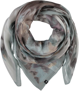 Fraas Floral Mirage Silk Scarf 632011