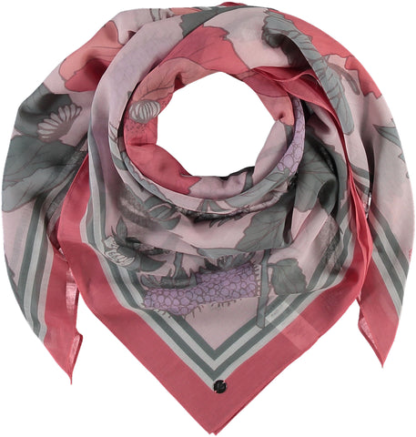 Fraas Berry Patch Scarf 633005