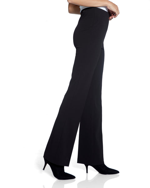 Up! Hugger Boot Crepe Pant 67083