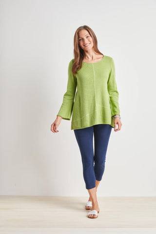 Habitat Pieced Tunic Sweater 83135
