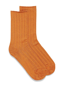 Bleuforêt Ribbed Knit Socks 6197