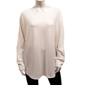 Gilmour Bamboo French Terry Shirttail Sweatshirt 1051