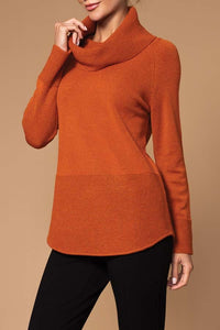 Elena Wang Turtleneck Sweater EW25063