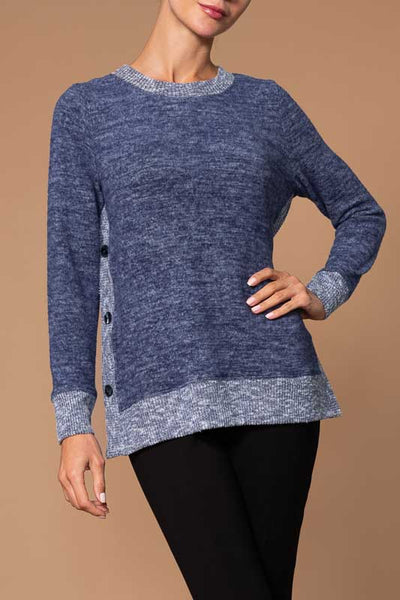 Elena Wang 2 in 1 Sweater EW25165
