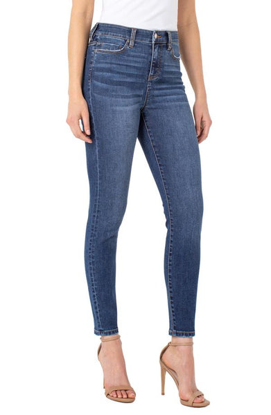 Liverpool High-Rise Ankle Jean LM2100F90