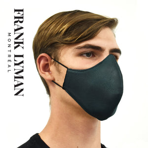 Frank Lyman Faux Leather Masks