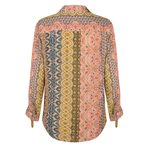 Esqualo Sunshine Blouse 14027