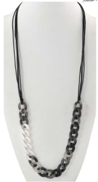 Merx Chain Link Necklace 06-5250