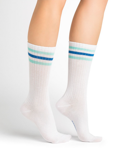 Bleuforêt Triple Stripe Socks 6288