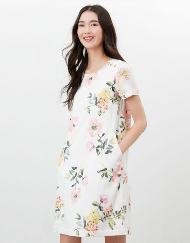 Joules Rosetta Shift Dress 213289