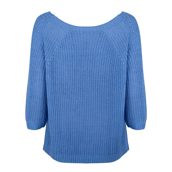 Esqualo Beach Knit Sweater 03000