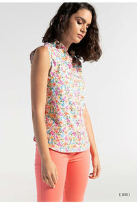Bariloche Ebro Sleeveless Blouse