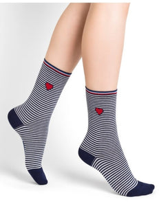 Bleuforêt Sailor Cotton Socks 6210