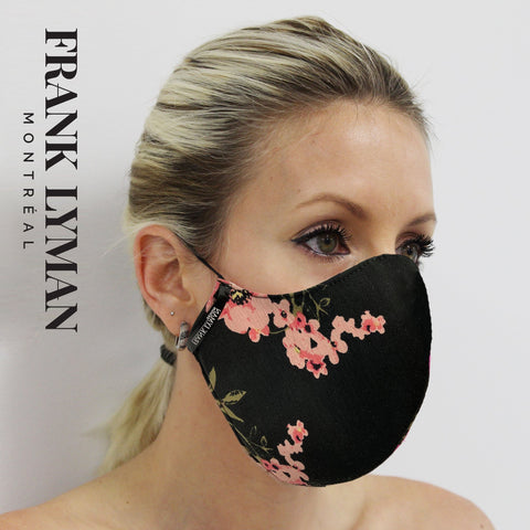 Frank Lyman Patterned Masks 40051