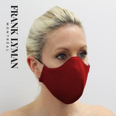 Frank Lyman Solid Masks 40051 - Red