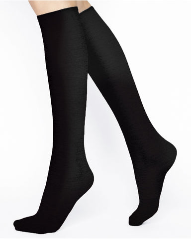 Bleuforêt Wool Knee-High Socks 6970