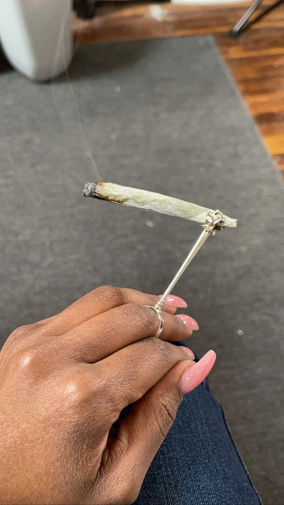 Rose Joint Holder