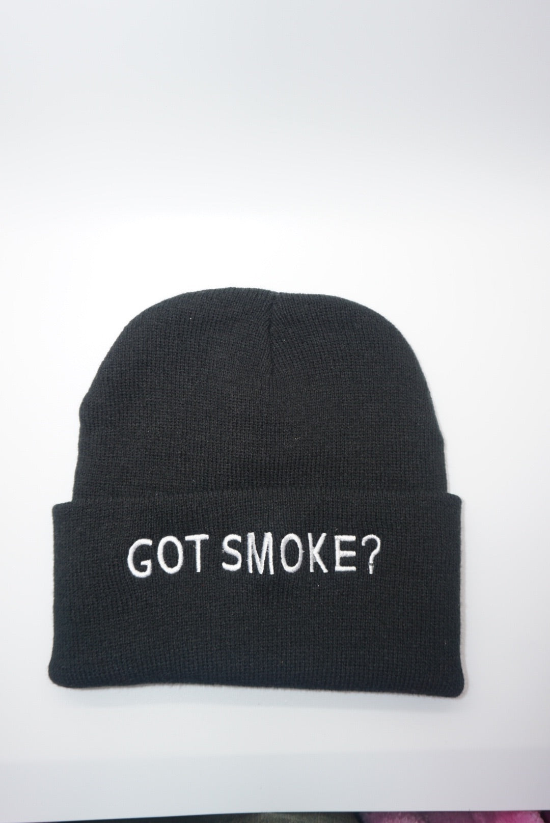 Got Smoke? Beanie Hat
