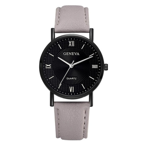 """Zenith"" Quartz Watch"