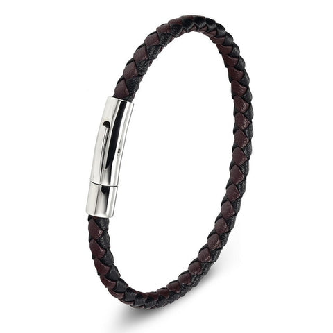 """Hyde"" Leather Bracelet"