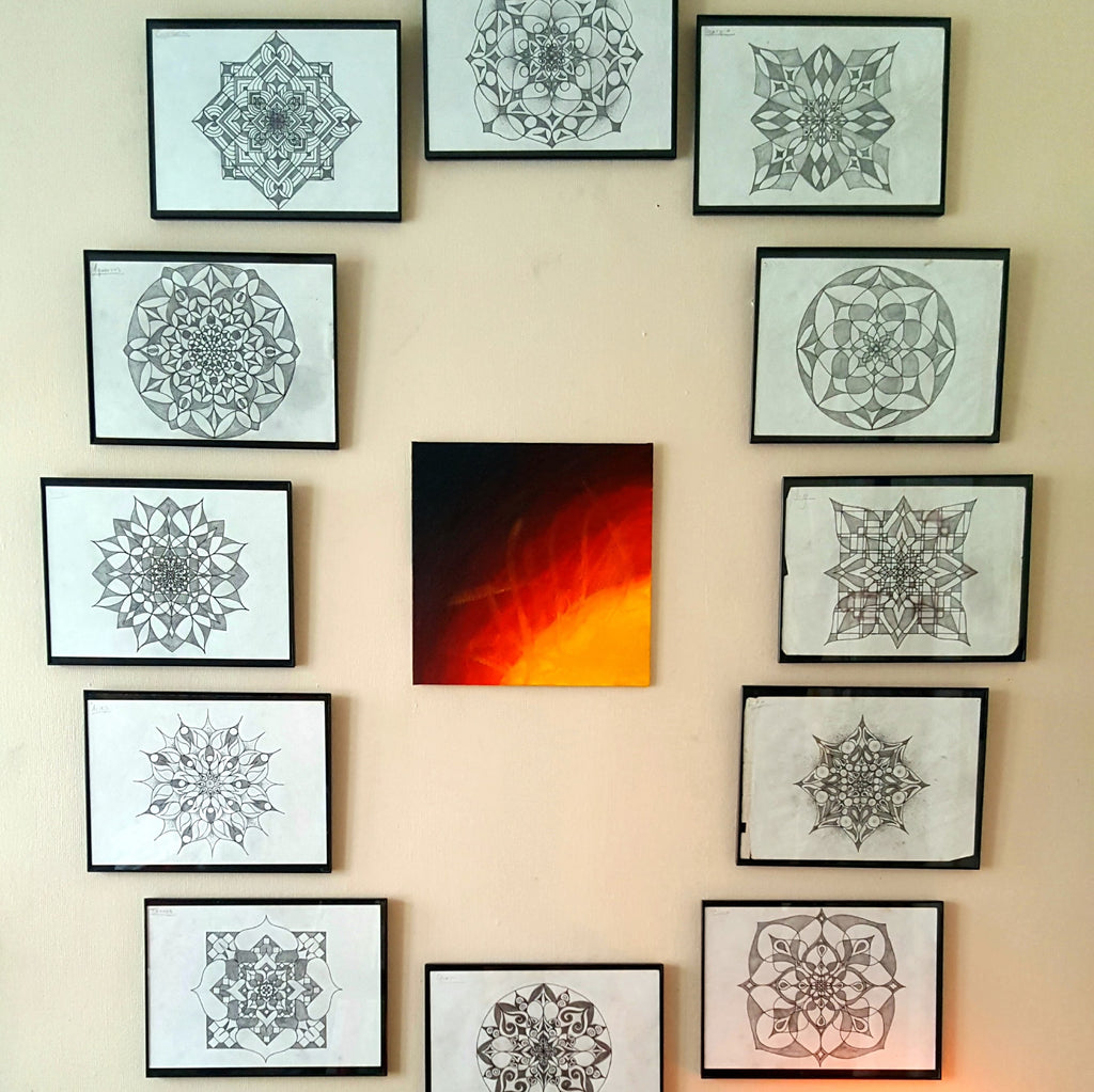 Zodiac Astrology Mandalas