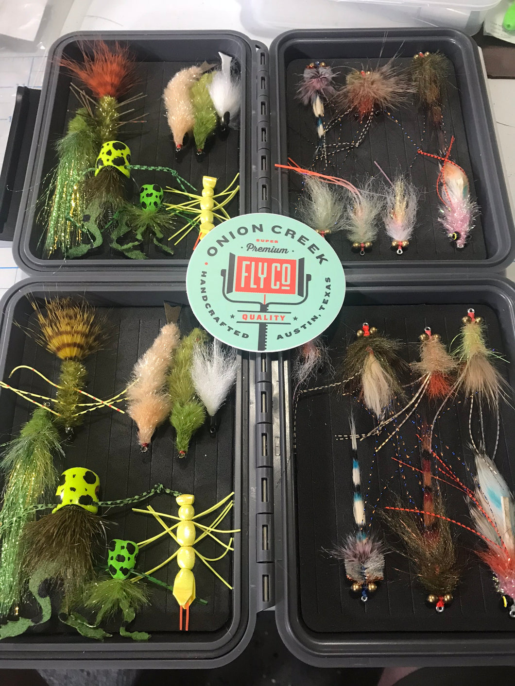 Salt Water Flats Variety Box