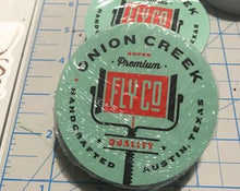 Load image into Gallery viewer, Onion Creek Fly Company Logo Sticker