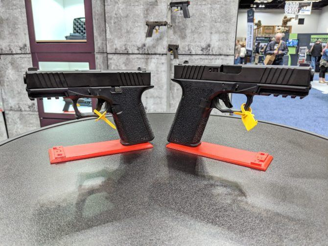 Polymer80's on 2A3D Stands @NRA Featured on Recoil Magazine!