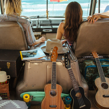 Load image into Gallery viewer, Fender Ukulele California Coast Venice  Edition