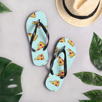Pizza Party Casual Flip-Flops