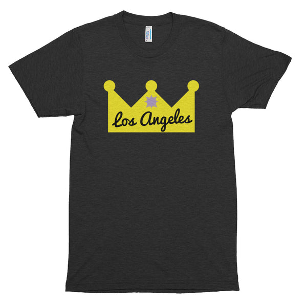 Los Angeles Kings Crown Short sleeve soft t-shirt