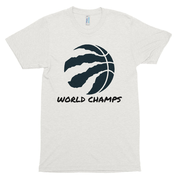 WORLD CHAMPS Short sleeve soft t-shirt