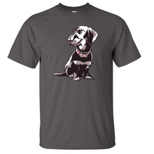Load image into Gallery viewer, Illustrated Dachshund Dog Shirt