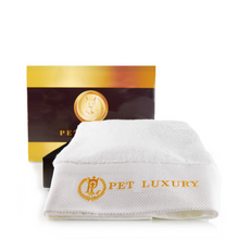 "Load image into Gallery viewer, Luxurious Embroidered Logo Bath Towel 28"" x 55"" (LIMITED EDITION)"