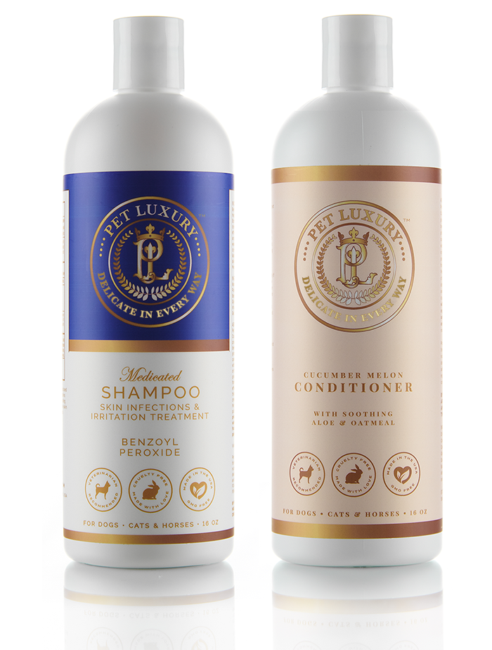 Medicated Shampoo & Conditioner Duo