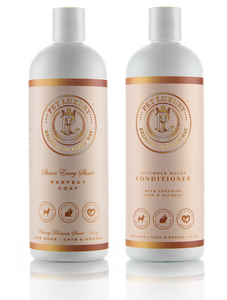 Perfect Coat Shampoo & Conditioner Duo