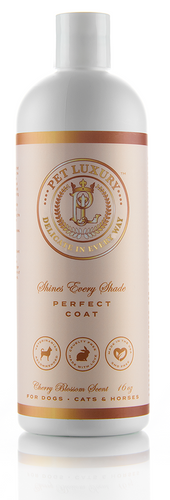 Perfect Coat Shampoo with Japanese Cherry Blossom