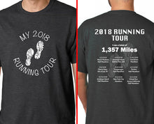 Load image into Gallery viewer, 2018 Running Tour Customized T-Shirt 2XL/3XL