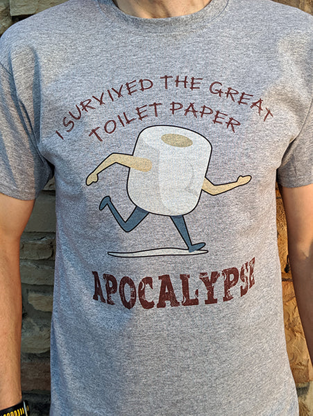 I Survived the Great Toilet Paper APOCALYPSE