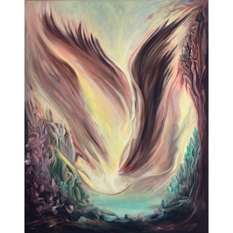 """Wings of Purpose"" 