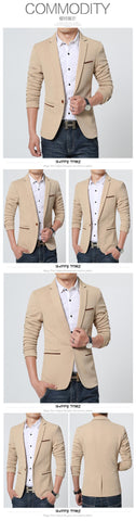 New Arrival Luxury Men Blazer - buydressonline