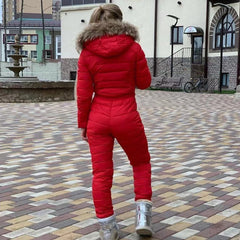 New Winter Hooded Jumpsuits - buydressonline