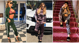 Buy Casual Tracksuit for Women 2 Piece Set Top And Pants