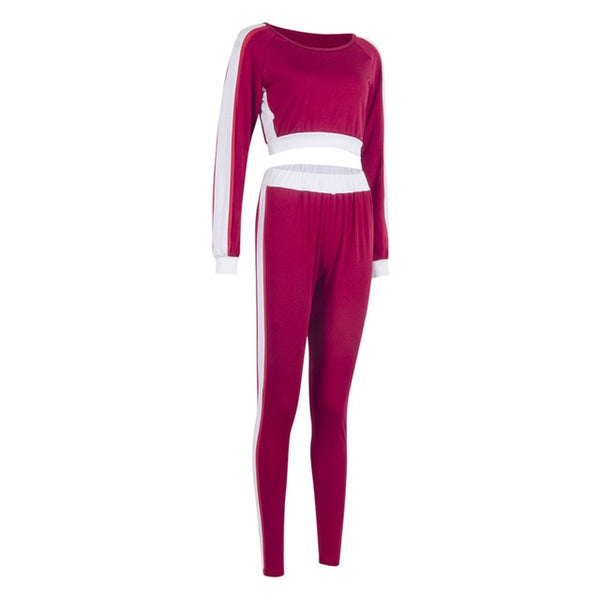 Buy Sweatsuit Cotton Summer Two Piece Tracksuits | Buy Tracksuits - buydressonline