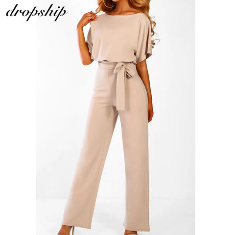 Jumpsuit Rompers Womens Overalls Women Jumpsuits 2020