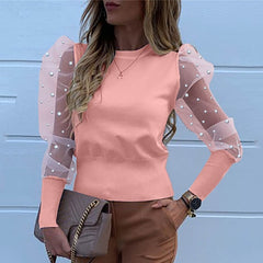 New long Sleeve Blouse women shirts  and new design of 2020