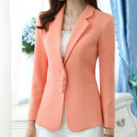 The New high quality Autumn Spring Women's Blazer