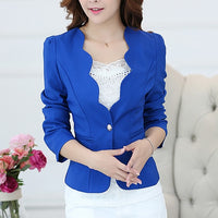 Blazers Slim Cardigans Office Wear Coat For Women