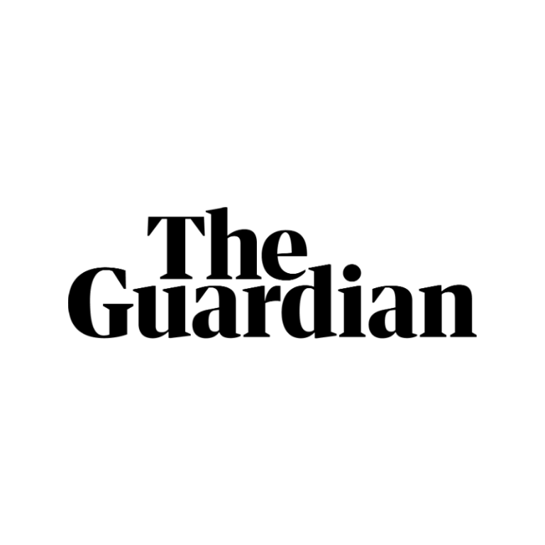The Guardian logo for featuring Art Wrd credit card holders.