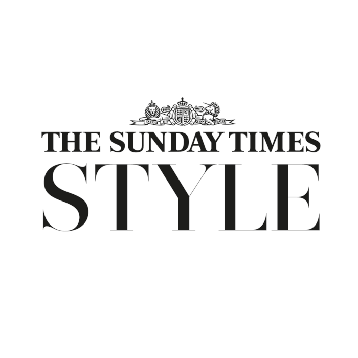 The Sunday Times Style logo for featuring Art Wrd credit card holders.